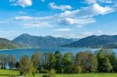 Fotografie Kreuth am Tegernsee See in Bayern, Deutschland