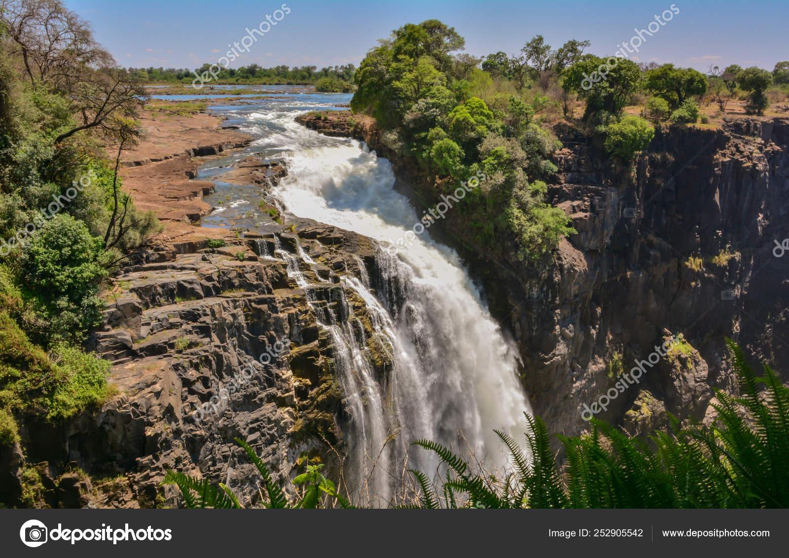 Victoria Falls Waterfall Cities Victoria Falls Zimbabwe