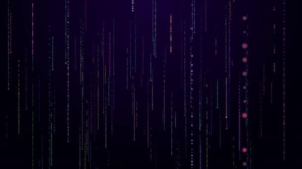 colore di design grafico pioggia completo
