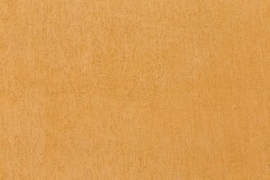 Orange Painted Wall Texture. Surface background