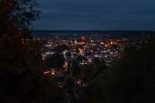 Mindelheim. Malé město v zahradu na jihu Německa