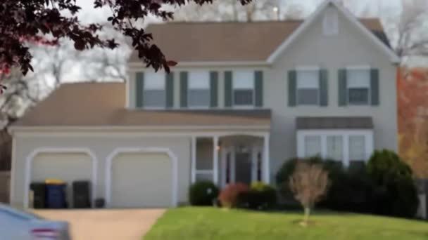 Video of Suburban Home