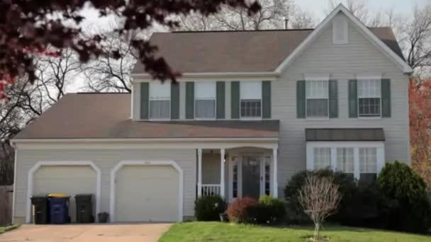 Video z domova Suburban