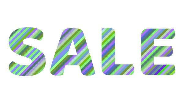 Eladó csíkos Baloo betűtípus betű függőleges átlós vonalak videó