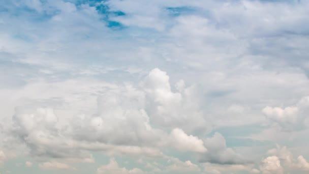 Dramatic sky landscape timelapse 4k video