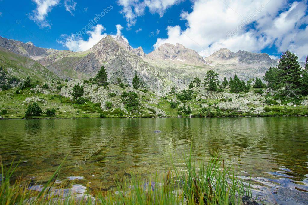 Mountain Landscape, pure nature