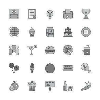 Universal Modern Icon For Websites And Mobile Application icon