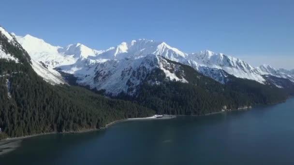 Krásné scenérie z Aljašky Seward