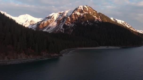 Nejlepší výhled na hory z Aljašky