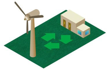 house, home, 3d, energy, building, green, estate, architecture, wind, sign, white, isolated, real, environment, turbine, grass, sale, electricity, small, roof, residential, design, blue, power, solar