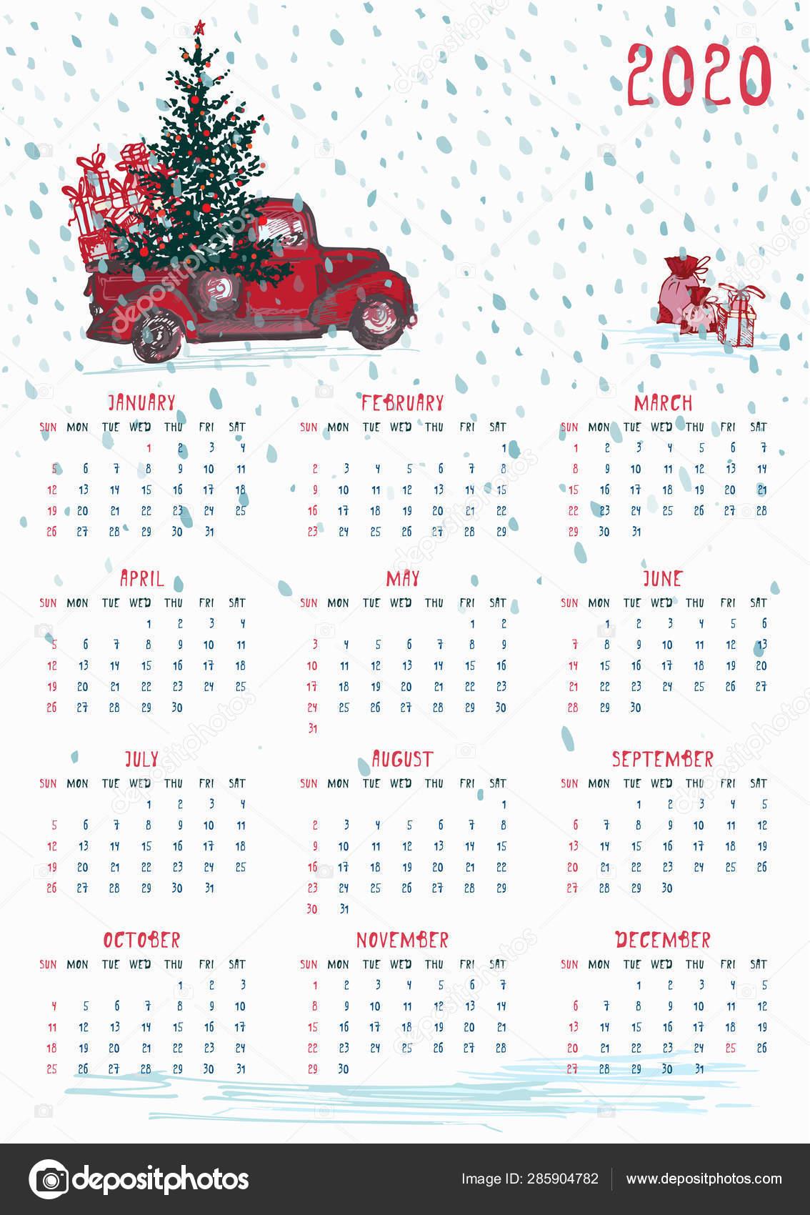Calendario Laboral 2020 Galicia Doga.Calendario De Navidad 2020
