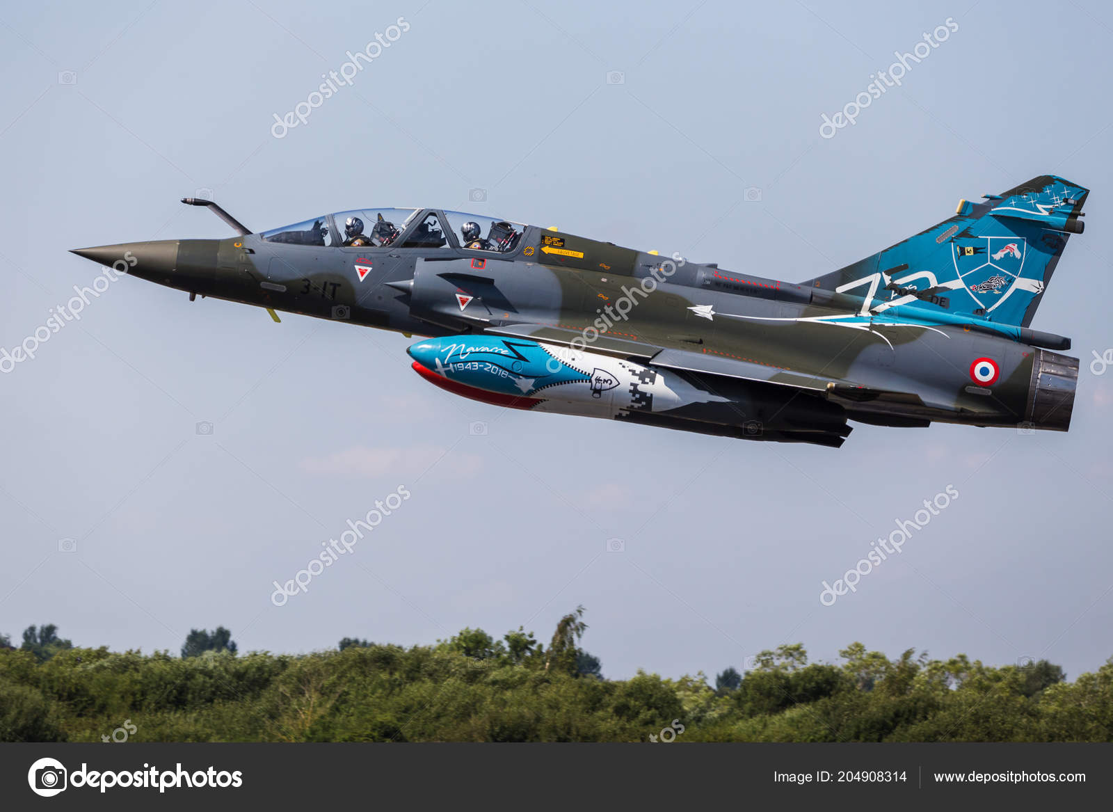 Pictures: delta force | French Air Force Mirage 2000D Part