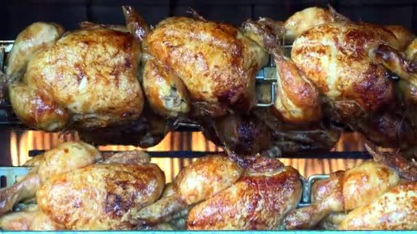 Rotisserie kuře gril rotační