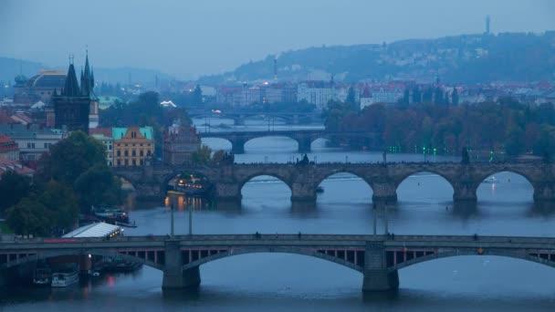 slavné pražské mosty
