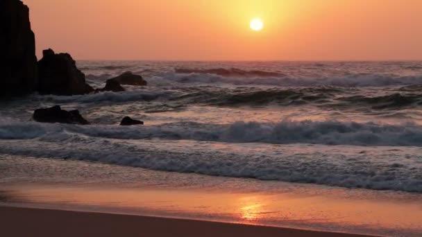 sun surf sunset HD