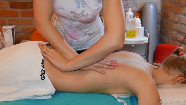 Young teen massage videos