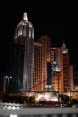 Blick auf die Nacht Las Vegas, Vereinigte Staaten von Amerika
