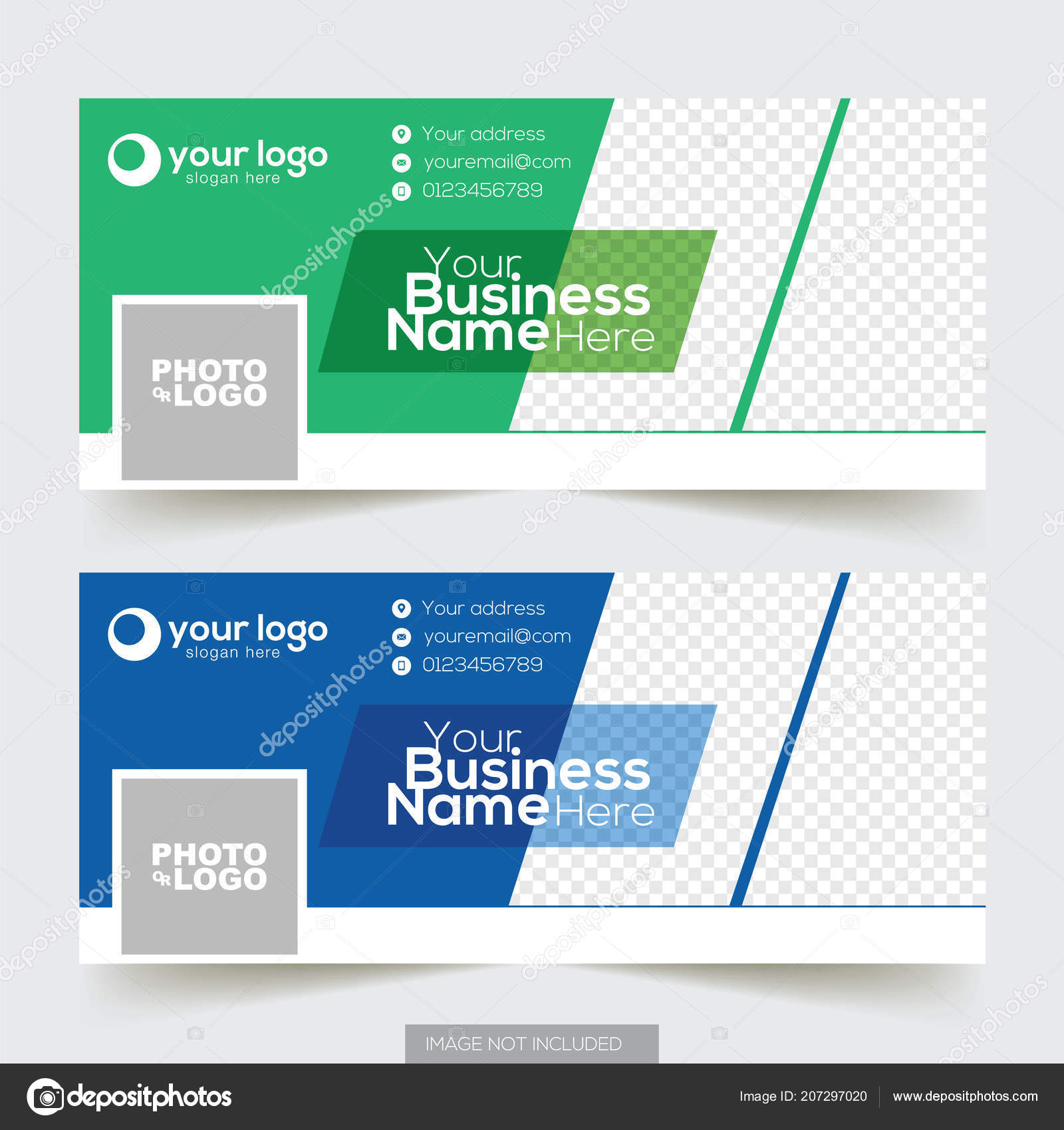 Corporate Facebook Timeline Cover Template Stock Vector C Ejajuga