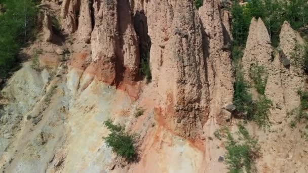 Natural wonder, rock formation - Devil's Town