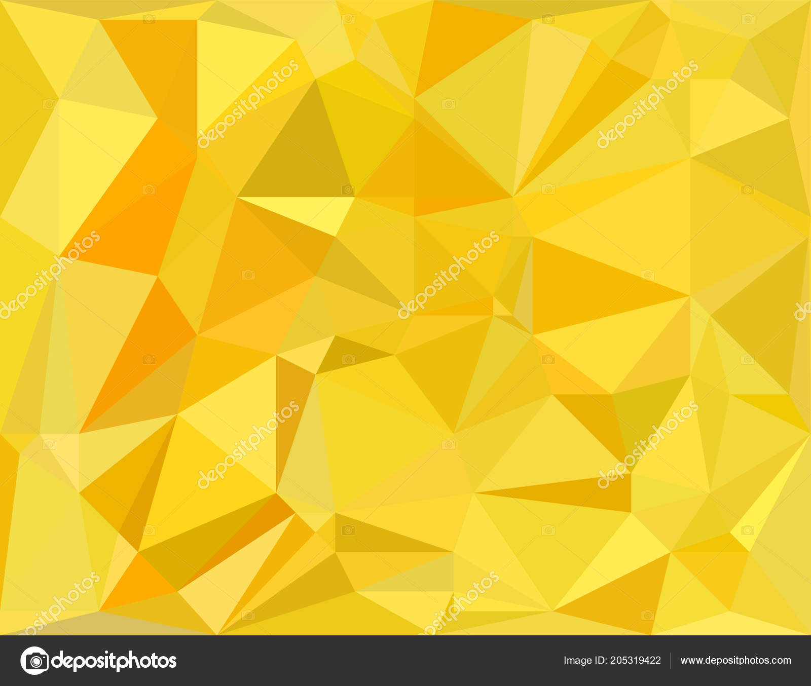 Sutes That Are Yellow: Yellow Background Triangulation Cool Background Web Site