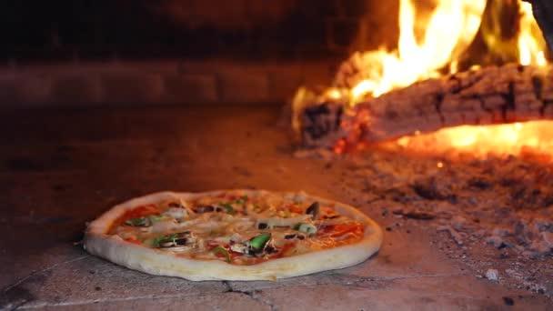 pizza v troubě