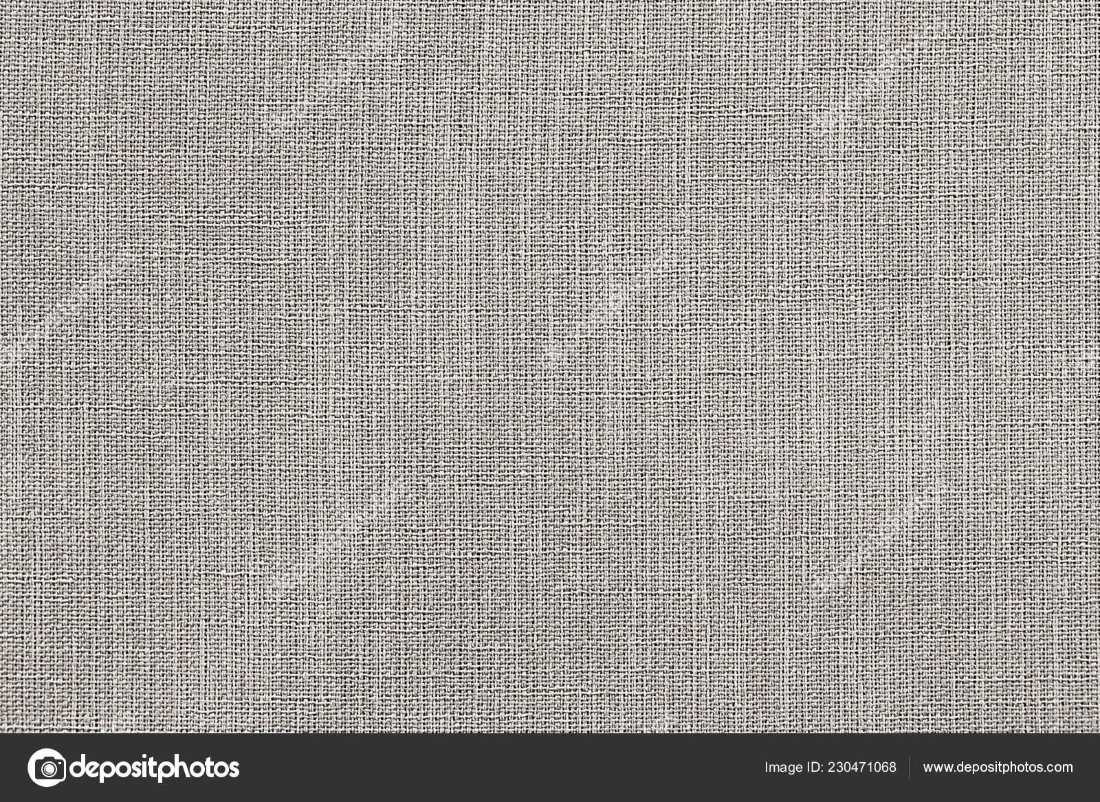 Couleur Lin Et Gris texture toile lin fond couleur gris — photographie