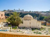 Photo Cemetery with mosque in Medina Safi, Morocco