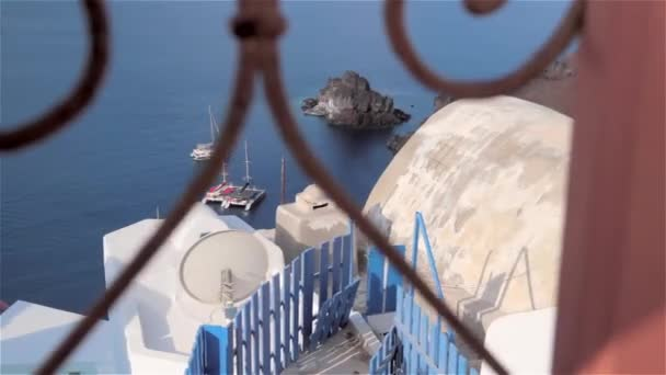 Tracking Past Windows Overlooking Greek Coast