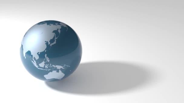 Global Warming Earth Marble