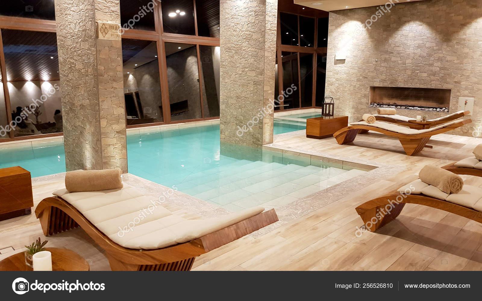 Swimming Pool Splendid Hotel Palacio Sal Entrance Salar