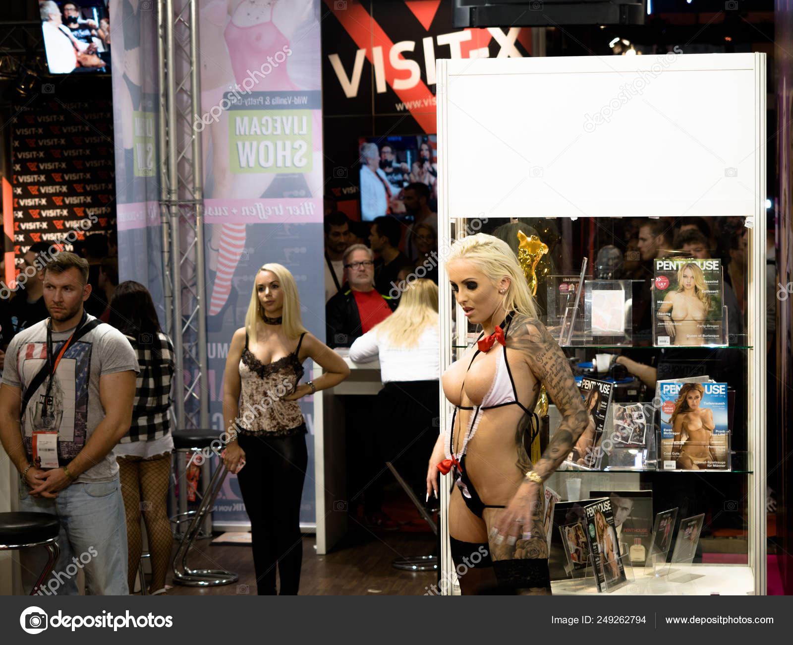 Venus Berlin 2017 Germany 14 October 2017 Berlin S Erotica