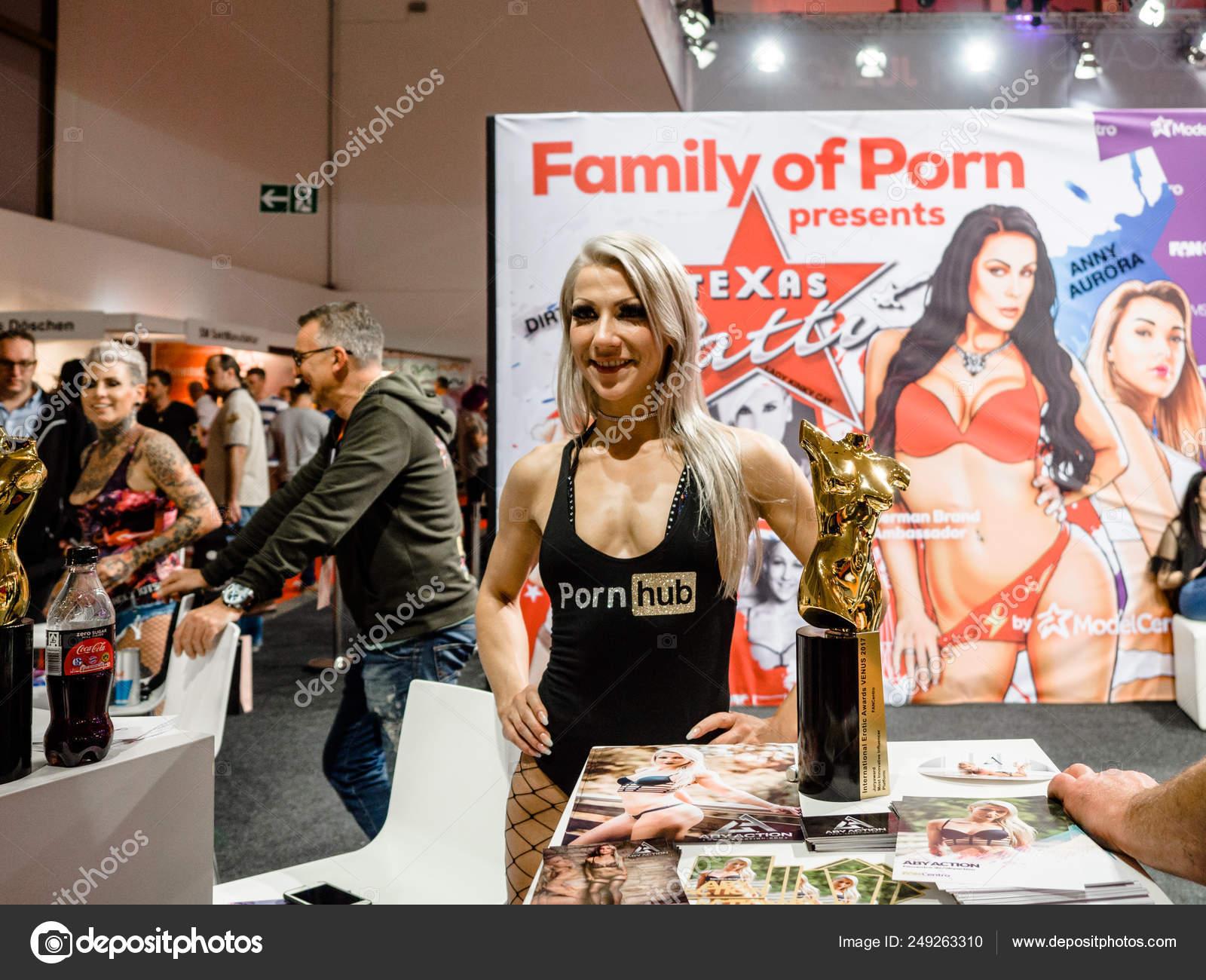 Actor Porno Filu venus berlin 2017, germany, 14 october 2017 - berlin's