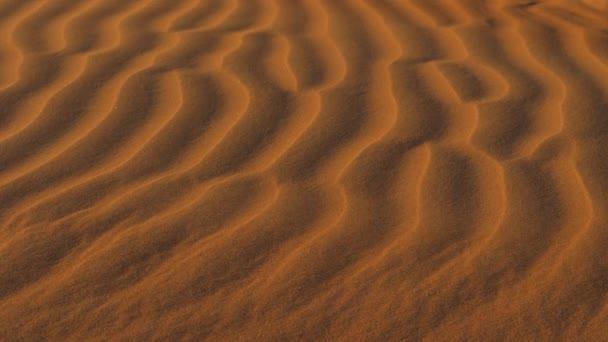 Vörös homok a sivatagban