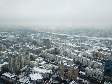 "Картина, постер, плакат, фотообои ""панорама с видом на москву "", артикул 249484376"