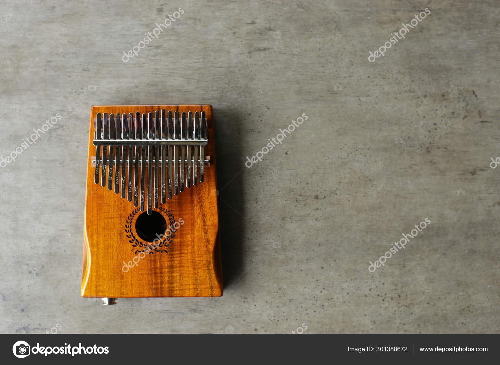 Kalimba Mbira African Musical Instrument Traditional Shona