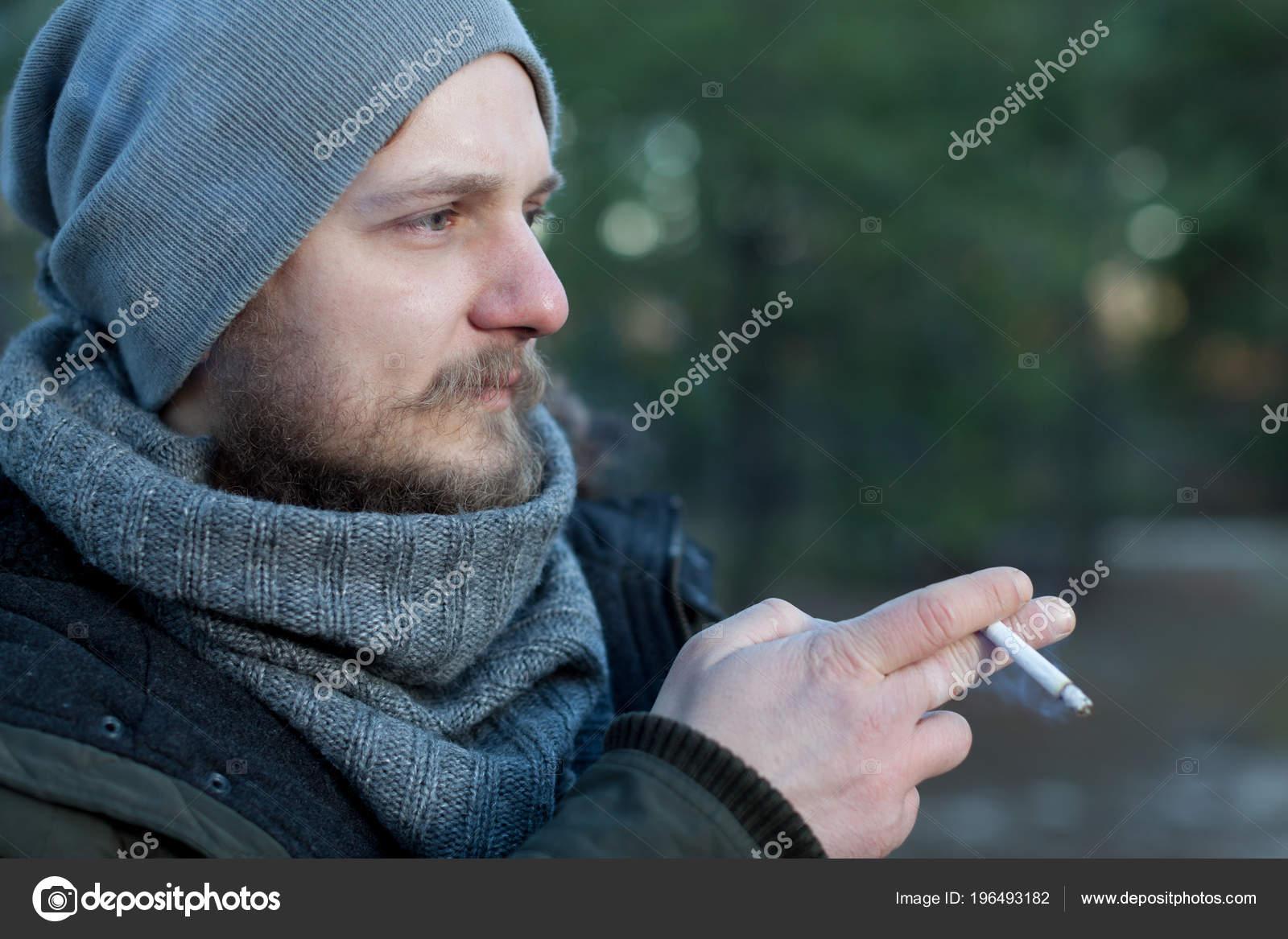 chlupaté kouření fotky
