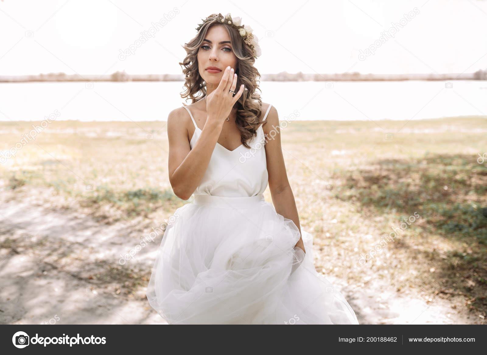 Look vestido blanco nina