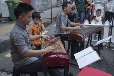 9th September 2018 - Sunday activity/scene Occupy Beach Street at Georgetown,  Penang, Malaysia.
