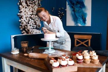 art of preparation tasty dessert