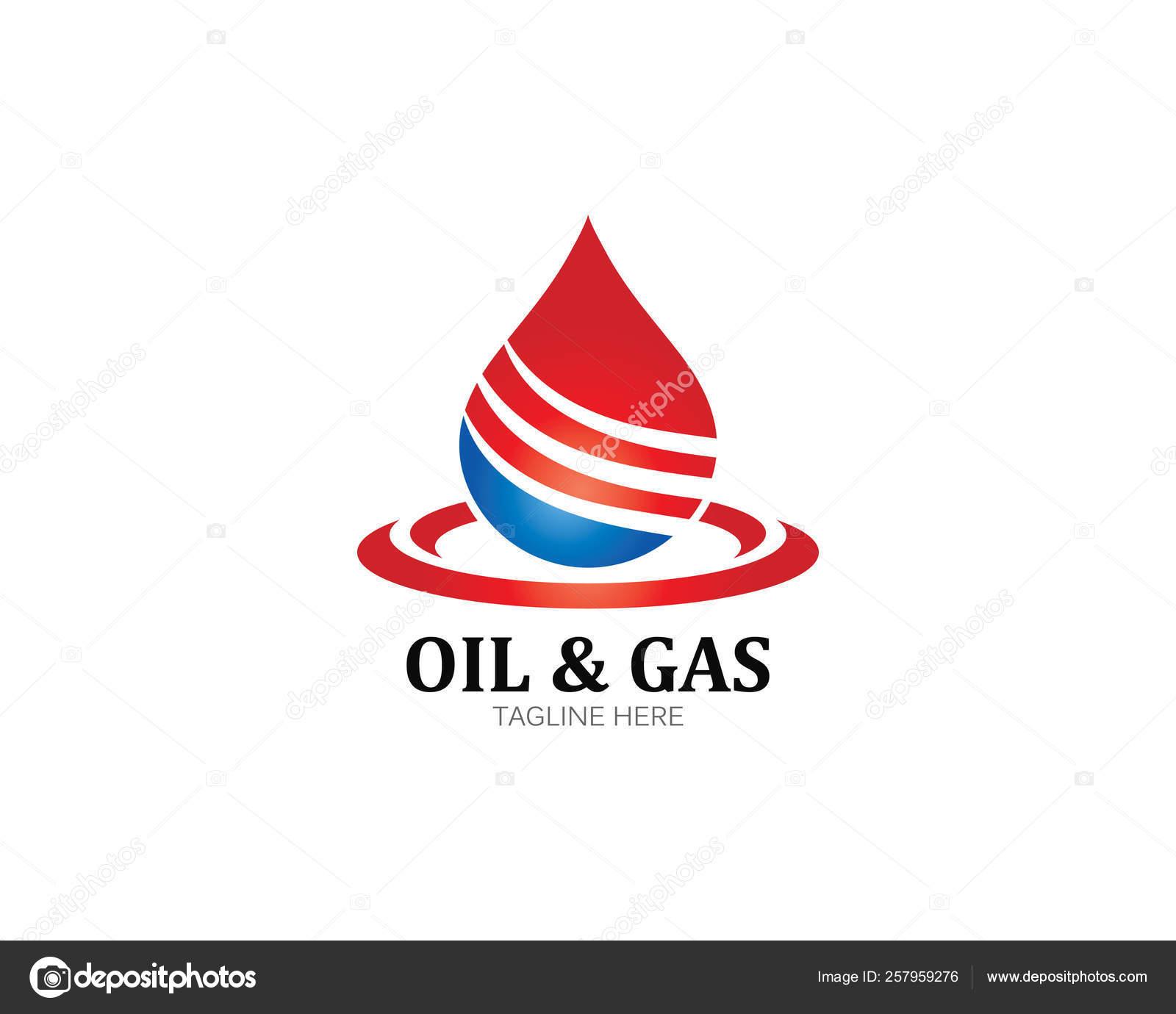 Vector Oil Gas And Energy Logo Stock Vector C Uminurwakhidah875 257959276