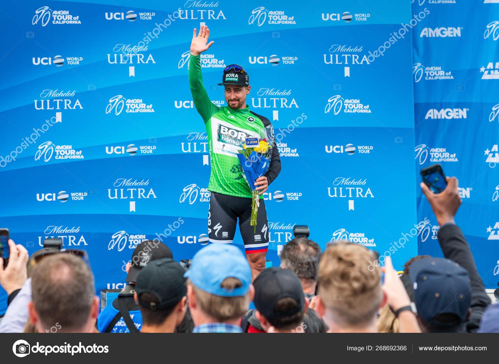 Peter Sagan Amgen Tour California 2019 Cyclists Cross Finish