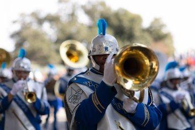 The Bayou Classic Parade 2018