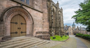 Church of the Holy Rude, medieval parish church of Stirling, Scotland.