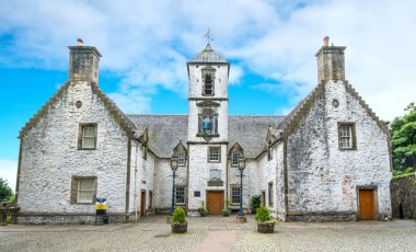 Hospital, 17th-century almshouse in the Old Town of Stirling, Scotland.
