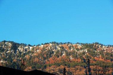 Indian Himalayas mountains