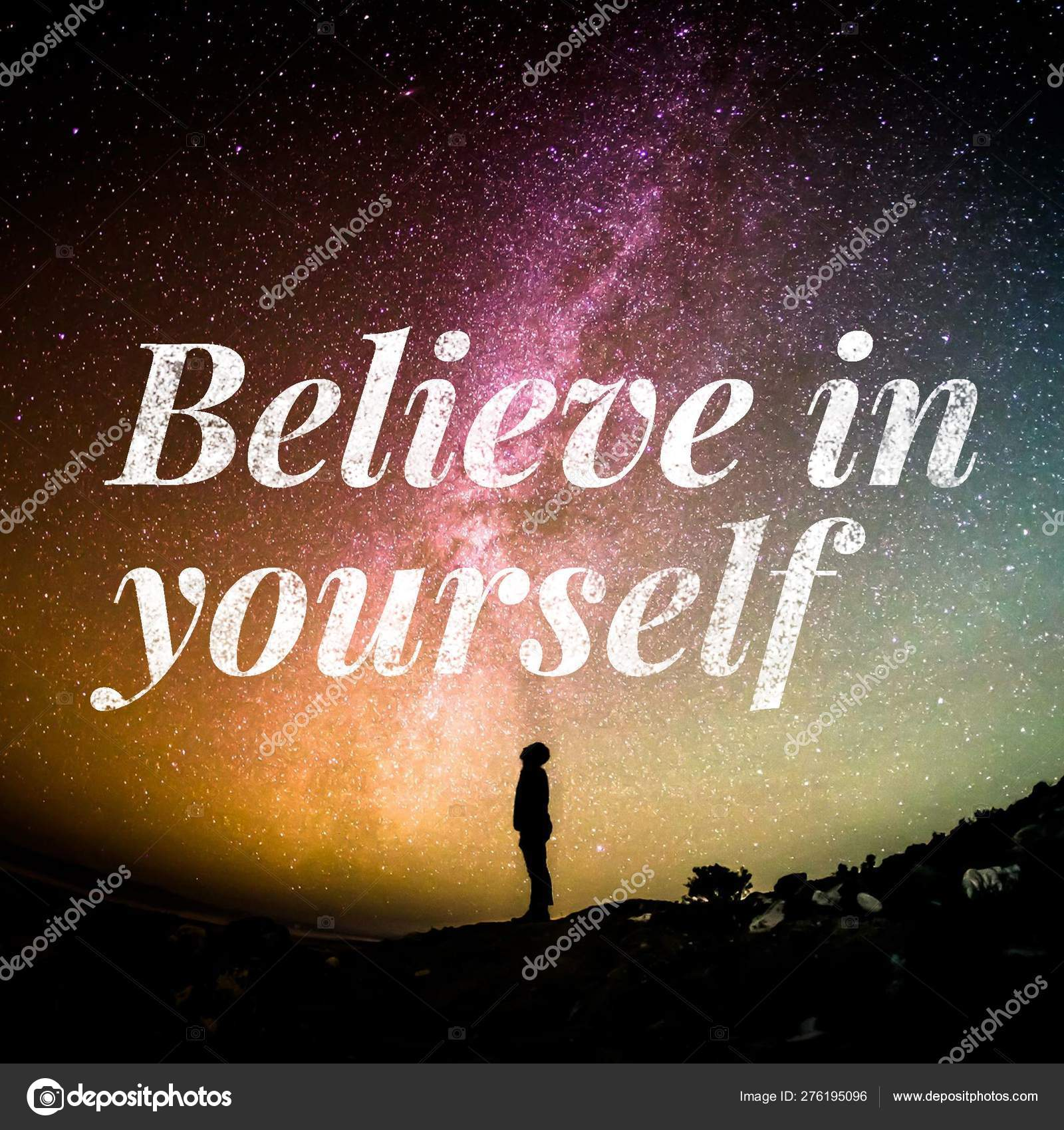 Inspirational Quote Best Motivational Quotes Sayings Life Wisdom Positive Uplifting Stock Photo C Addy Dude 276195096