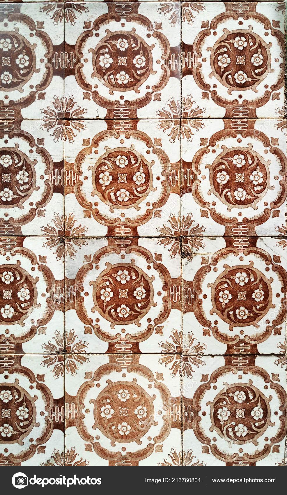 Mosaik Fliesen Portugal Azulejo Klassisch Und Traditionell Wand