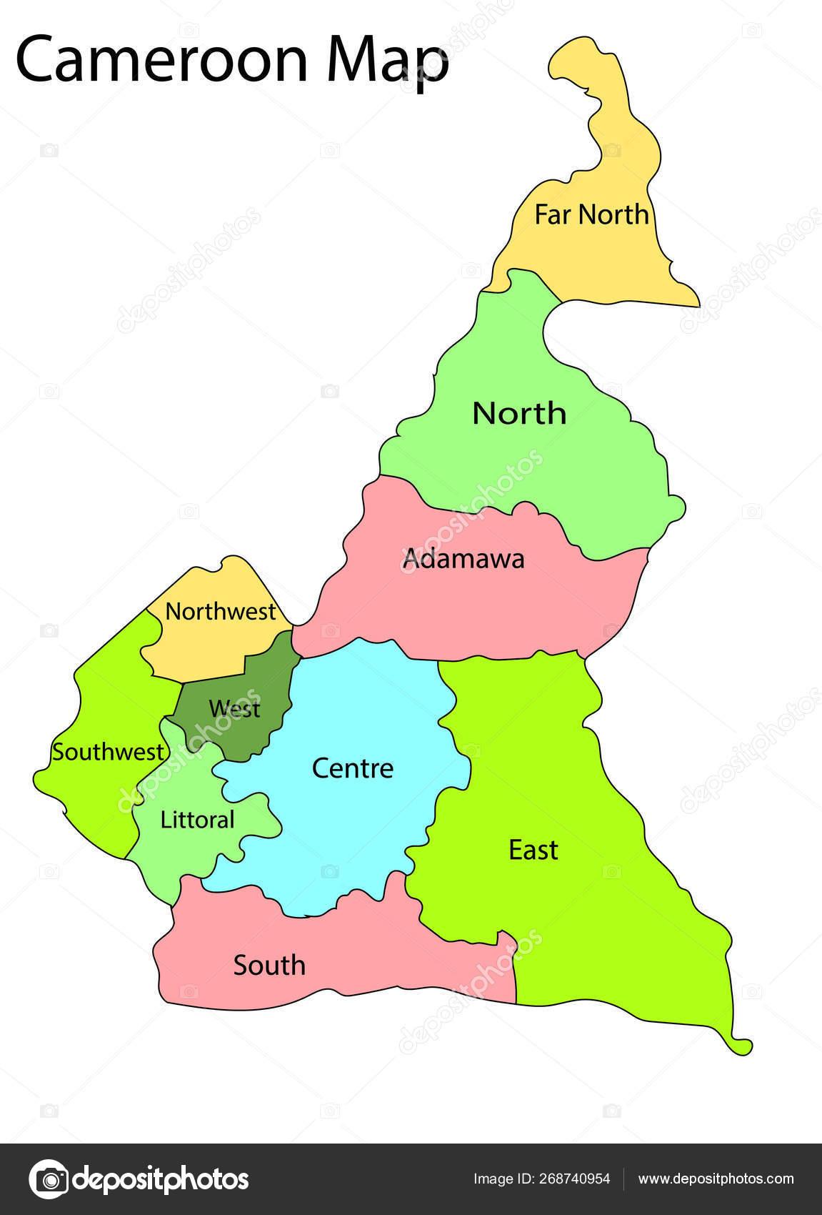 Cameroon Map on côte d'ivoire map, estonia map, grenada map, monaco map, gambia map, saudi arabia map, rwanda map, madagascar map, ghana map, egypt map, mali map, sudan map, namibia map, croatia map, tunisia map, congo map, algeria map, thailand map, kenya map, angola map, liberia map, cape verde map, morocco map, gabon map, uganda map, africa map, libya map, nigeria map, senegal map, malawi map, ecuador map, comoros map, niger map, ethiopia map, mozambique map, zimbabwe map,