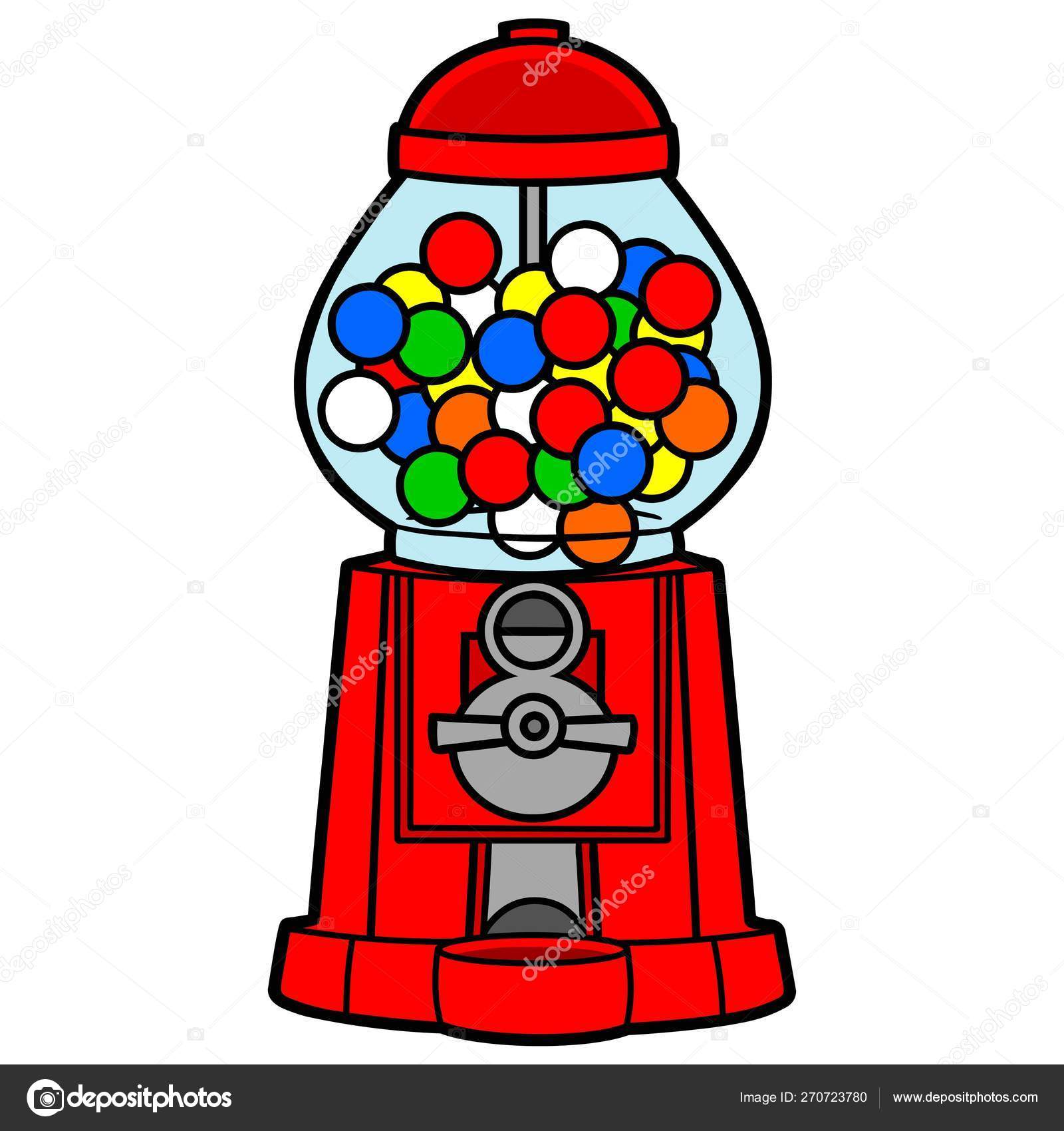 Free Pictures Of Gumball Machines, Download Free Clip Art, Free Clip Art on  Clipart Library