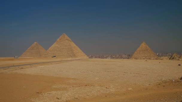 Cairo Gyza Great Pyramids